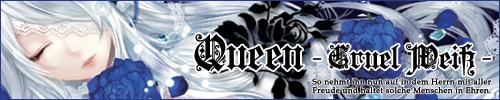 紺野聖 8thアルバム 『Queen -Cruel Weiβ-』 特設サイト